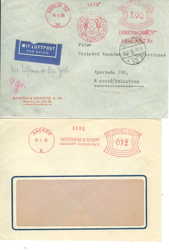 Lot 52 - judaica Companies -  Negev Holyland 92nd Holyland Postal Bid Sale