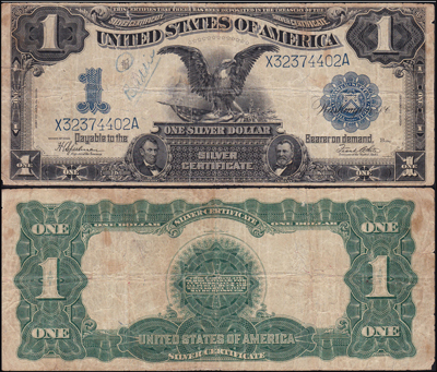 Lot 771 - World Banknotes usa -  Romano House of Stamp sales ltd Auction #39: Worldwide Stamps, Postal History, Worldwide Coins & Worldwide Banknotes