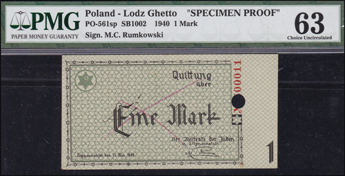 Lot 5 - numismatic means of payment -  Romano House of Stamp sales ltd Auction #40