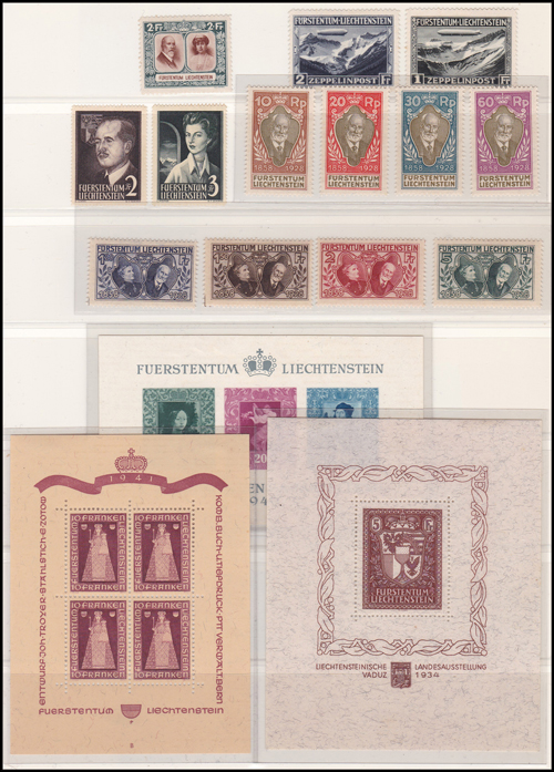 Lot 643 - collections Worldwide Lots & Collections -  Romano House of Stamp sales ltd Auction #39: Worldwide Stamps, Postal History, Worldwide Coins & Worldwide Banknotes