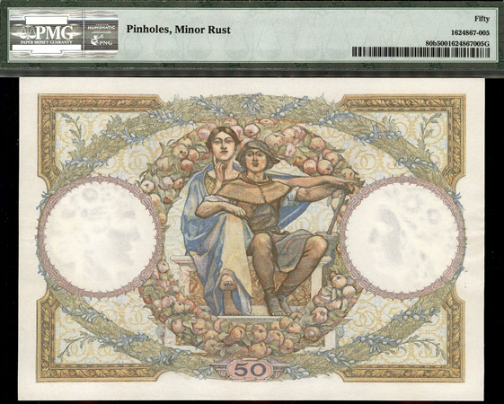 Lot 220 - World Banknotes France -  Romano House of Stamp sales ltd Auction #40