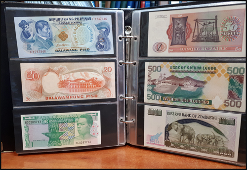 Lot 142 - World Banknotes  -  Romano House of Stamp sales ltd Auction #40