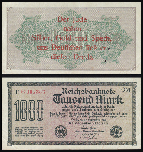 Lot 13 - numismatic means of payment -  Romano House of Stamp sales ltd Auction #40