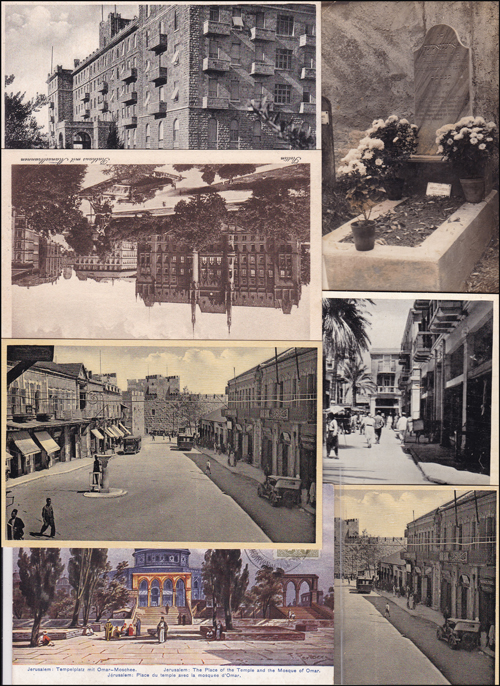 Lot 571 - postcards judaica postcards -  Romano House of Stamp sales ltd Auction #38: Worldwide Stamps, Postal History, Worldwide Coins & Worldwide Banknotes