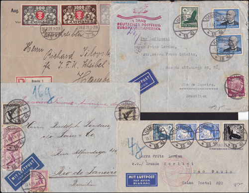 Lot 180 - british mandate in palestine british mandate postal history -  Romano House of Stamp sales ltd Auction #38: Worldwide Stamps, Postal History, Worldwide Coins & Worldwide Banknotes